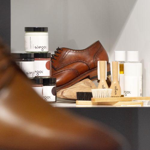 Schuhpflege von Siegol